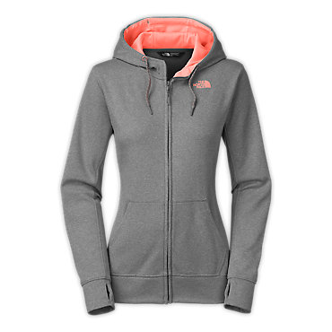 photo: The North Face Fave Full Zip Hoodie