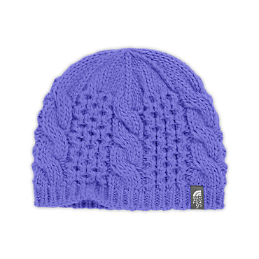 photo: The North Face Girls' Cable Minna Beanie