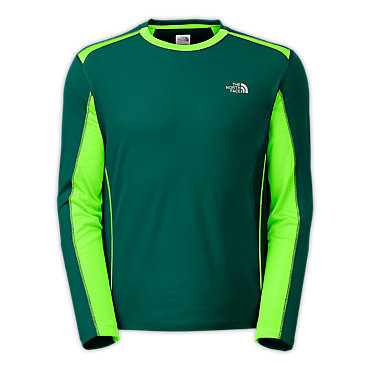 photo: The North Face Men's L/S GTD Crew long sleeve performance top