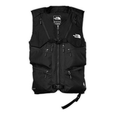 photo: The North Face Powder Guide ABS Vest avalanche airbag pack