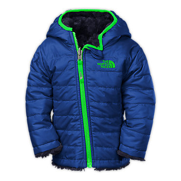 photo: The North Face Reversible Mossbud Swirl Hoodie