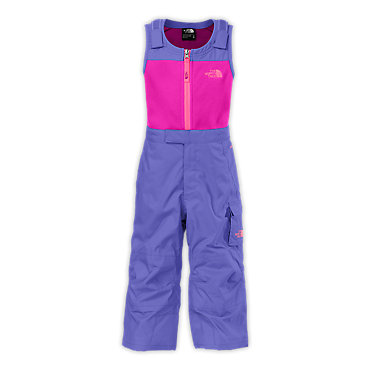 photo: The North Face Girls' Insulated Bib