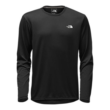 photo: The North Face Long-Sleeve Reaxion Amp Crew