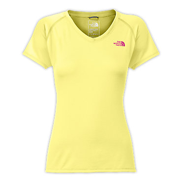 The North Face Short-Sleeve Reaxion Amp V-Neck Tee