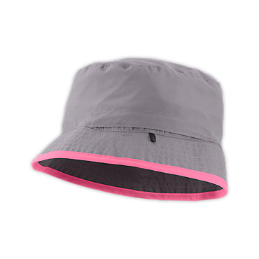 photo: The North Face Girls' Sun Stash Hat
