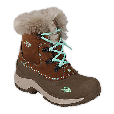 photo: The North Face Girls' McMurdo Boot winter boot