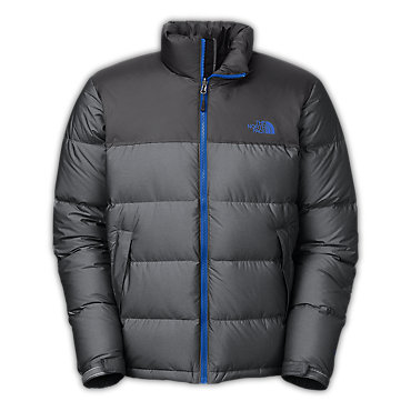 photo: The North Face Men's Nuptse Jacket