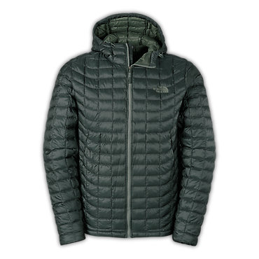 photo: The North Face Thermoball Hoodie synthetic insulated jacket