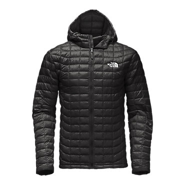 photo: The North Face Men's Thermoball Hoodie synthetic insulated jacket