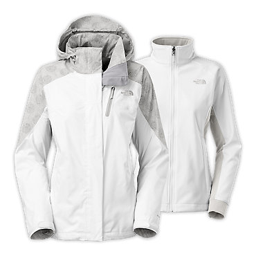 photo: The North Face Women's Condor TriClimate Jacket component (3-in-1) jacket