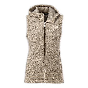 photo: The North Face Crescent Vest fleece vest
