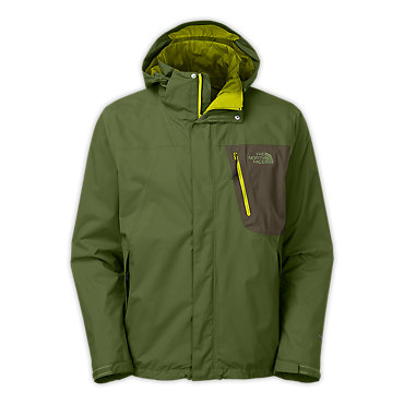 photo: The North Face Varius Guide Jacket waterproof jacket