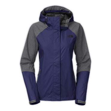 photo: The North Face Women's Venture Hybrid Jacket