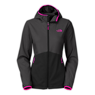 photo: The North Face Women's Nimble Hoodie