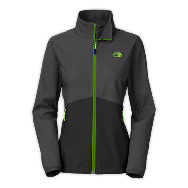 photo: The North Face Women's Nimble Jacket soft shell jacket