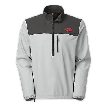 photo: The North Face Nimble Zip Shirt long sleeve performance top