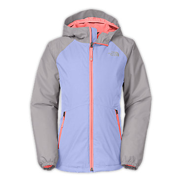 photo: The North Face Girls' Insulated Allabout Jacket