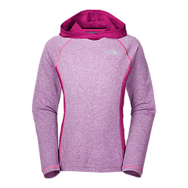 photo: The North Face Girls' Reactor Hoodie