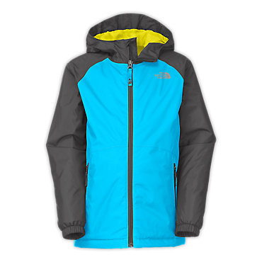 photo: The North Face Boys' Insulated Allabout Jacket