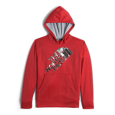 photo: The North Face Boys' Surgent Hoodie