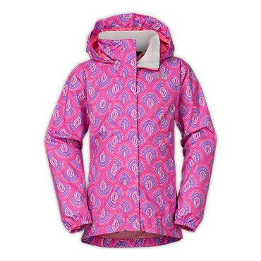 photo: The North Face Girls' Novelty Resolve Jacket