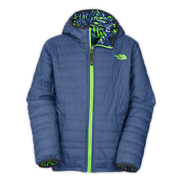 photo: The North Face Boys' Reversible Perrito Peak Jacket