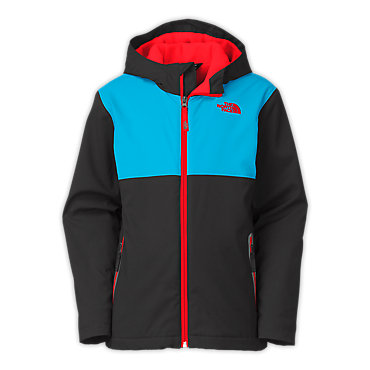 The North Face Hooded Soft Shell Jacket