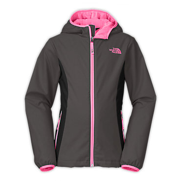 photo: The North Face Mossbud Soft Shell Hoodie