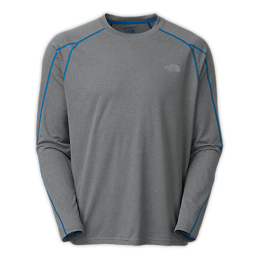 photo: The North Face Long-Sleeve Voltage Crew