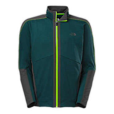 The North Face Ampere Grid Full Zip