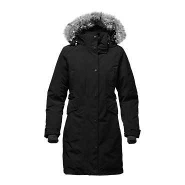 photo: The North Face Tremaya Parka down insulated jacket