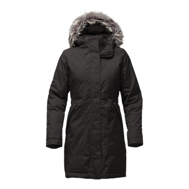 photo: The North Face Women's Arctic Parka