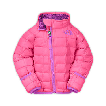 photo: The North Face Kids' Thermoball Full Zip Jacket