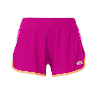 photo: The North Face Women's GTD Running Short active short