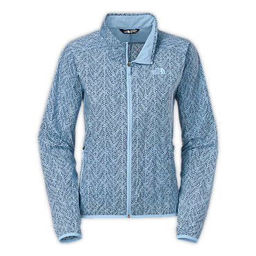 The North Face Nueva Printed Bomber Jacket
