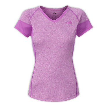 The North Face Reactor V-Neck Short-Sleeve