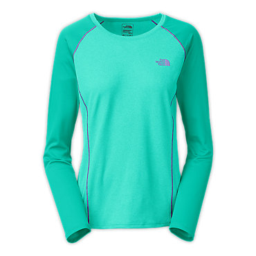 The North Face Long-Sleeve Voltage Tee