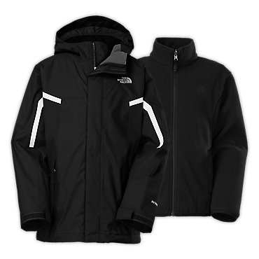 photo: The North Face Nimbo TriClimate Jacket