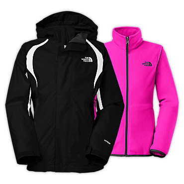 The North Face Mountain TriClimate Jacket