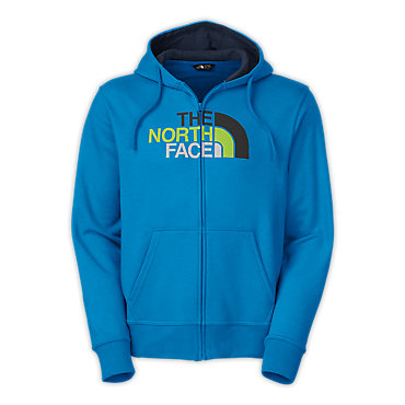 photo: The North Face Men's Half Dome Full-Zip Hoodie