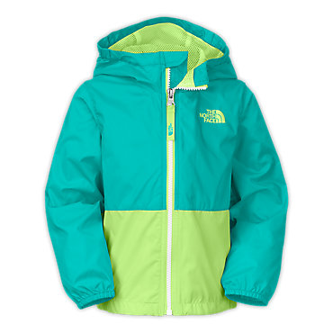 photo: The North Face Girls' Flurry Wind Hoodie