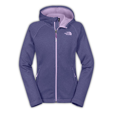 photo: The North Face Girls' Agave Hoodie