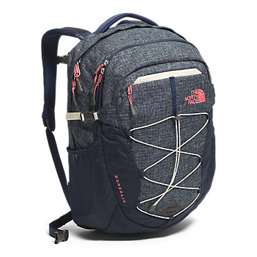 photo: The North Face Women's Borealis daypack (under 2,000 cu in)