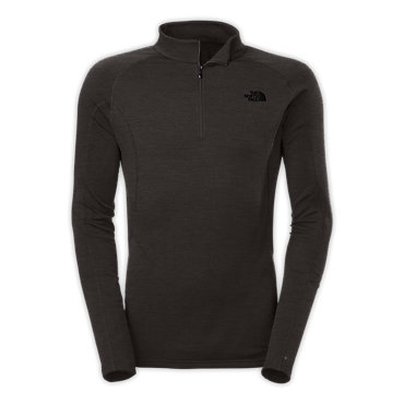 photo: The North Face Men's Expedition Long-Sleeve Zip Neck