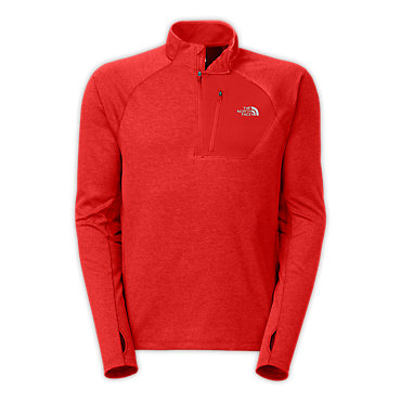 photo: The North Face Men's Impulse Active 1/4 Zip