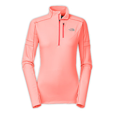 photo: The North Face Women's Impulse Active 1/4 Zip