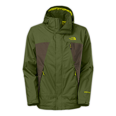 photo: The North Face Men's Mountain Light Jacket waterproof jacket