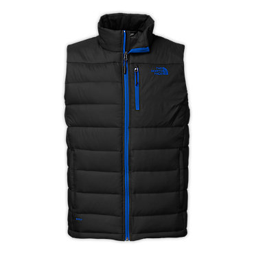 photo: The North Face Men's Aconcagua Vest down insulated vest