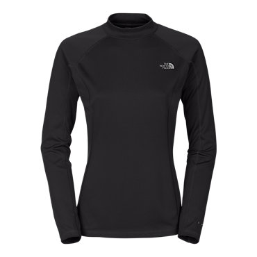 photo: The North Face Women's Warm Long-Sleeve Mock Neck