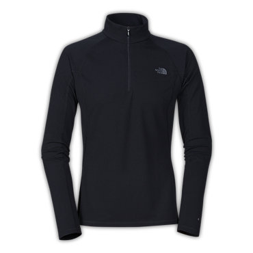 photo: The North Face Men's Light Long-Sleeve Zip Neck